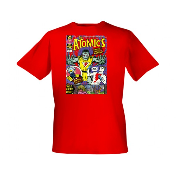 The Atomics 2 Front Cover T-Shirt